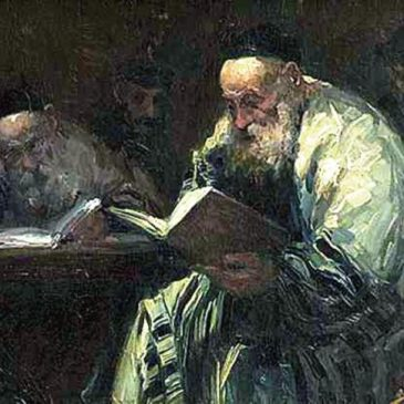 Gemorah with Rabbi Levke Kaplan