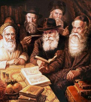Chassidic Thought on Various Issues with Rabbi Levke Kaplan