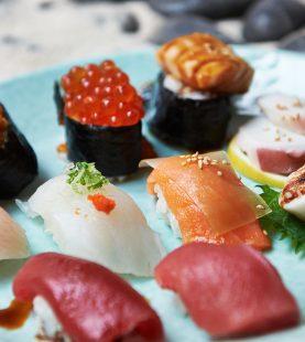Sushi & Study – Learn a Weekly Sicha