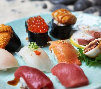 Sushi & Chavrusa