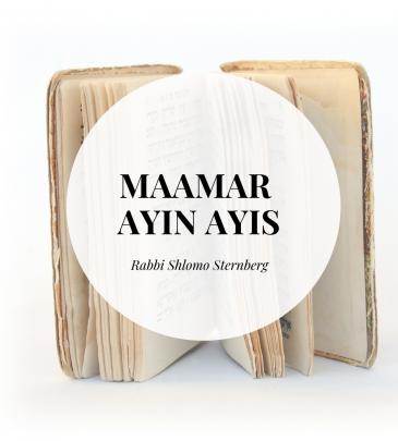 Maamar Ayin Bais