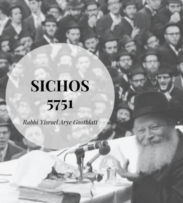 Sichos 5751