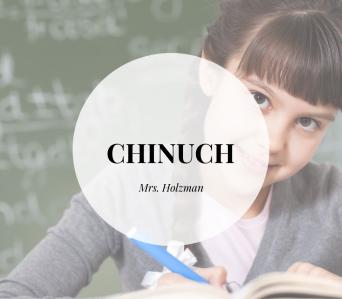 Chinuch