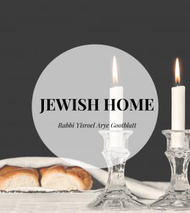 Jewish home