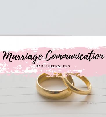 Marriage Communication