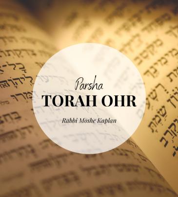 Torah ohr (Parsha)