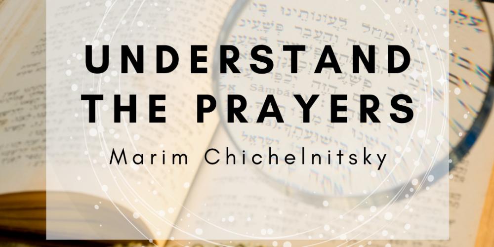 Understand Prayer