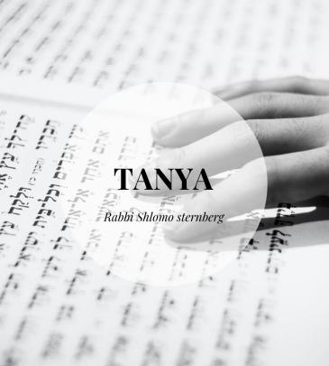 Tanya (Sefer Shel Bainonim)