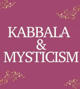 Kabbala & Mysticism