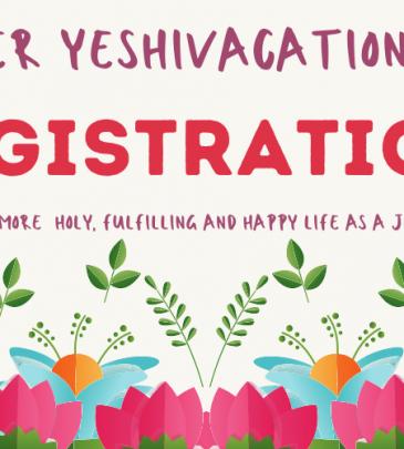 Summer Yeshivacation