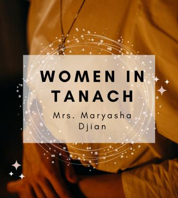 Women in Tanach