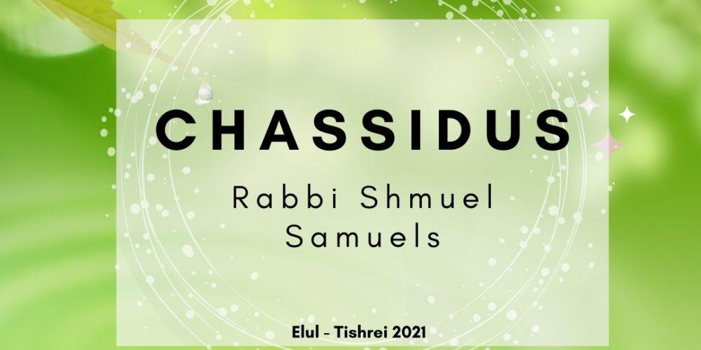 CHASSIDUS – Samuels2