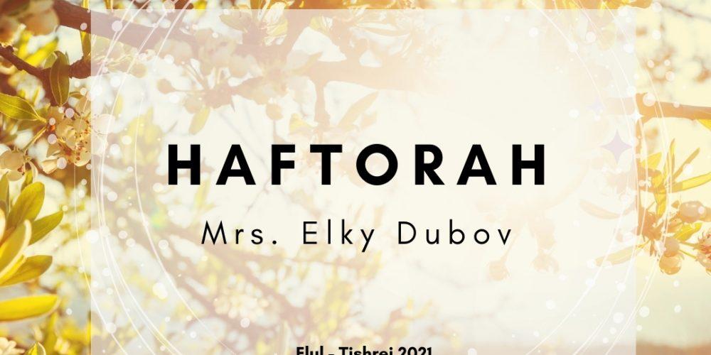 HAFTORAH2