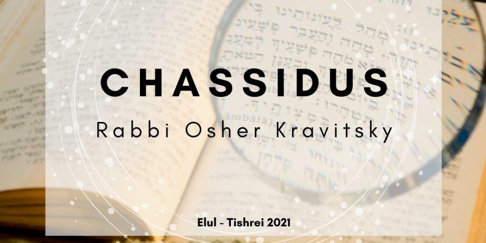 chassidus – kravitsky