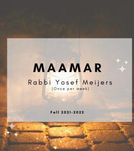 Maamar Rabbi Meijers